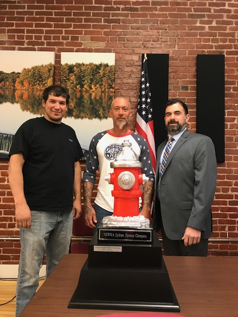 2017 Winners - Bristol County Water Authority (RI)